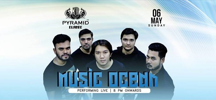In the Music Ocean, Take A Dive At Pyramid