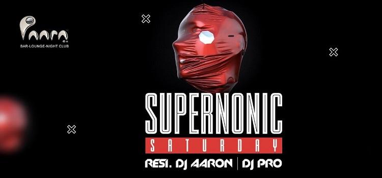 Supersonic Saturday Ft. DJ Aaron & DJ Pro