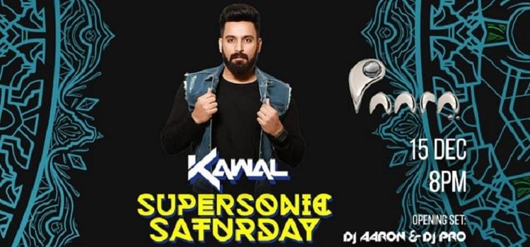Supersonic Saturday With Kawal At Paara, Chandigarh