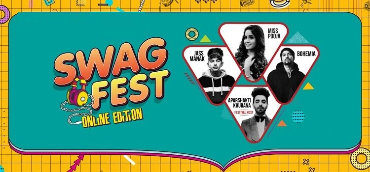 Swag Fest Online Edition