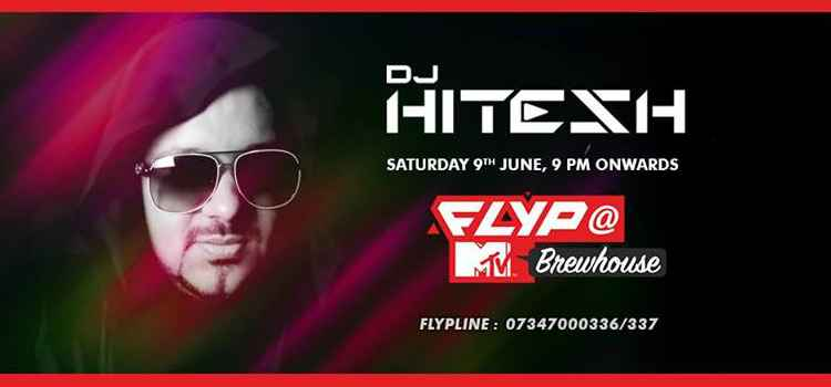 Swag Nights With DJ Hitesh Spinning Live At Flyp@MTV, Chandigarh!