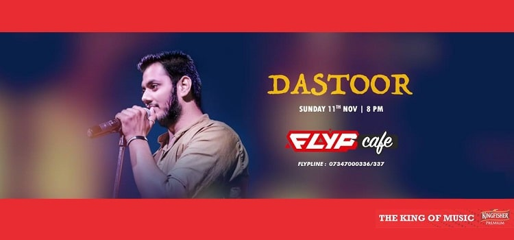 Swaying Sunday with Dastoor LIVE At FLYP, Chandigarh