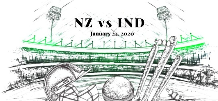T20 Screening - New Zealand Vs India At Xtreme