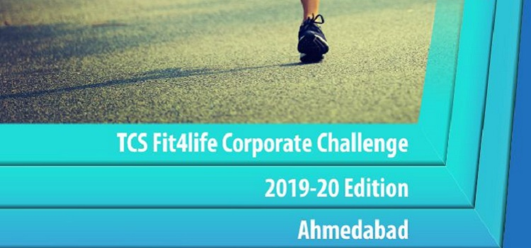 TCS Fit4life Corporate Challenge Ahmedabad