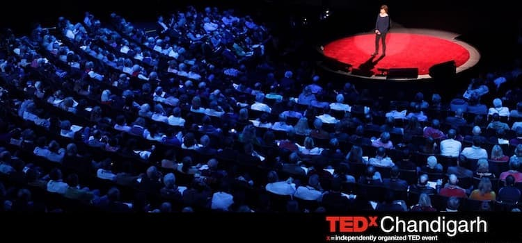 TEDx Chandigarh 2020 Conference at Tagore Theatre
