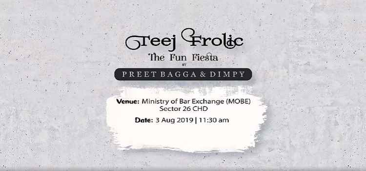 Teej Frolic - The Fun Fiesta At MOBE