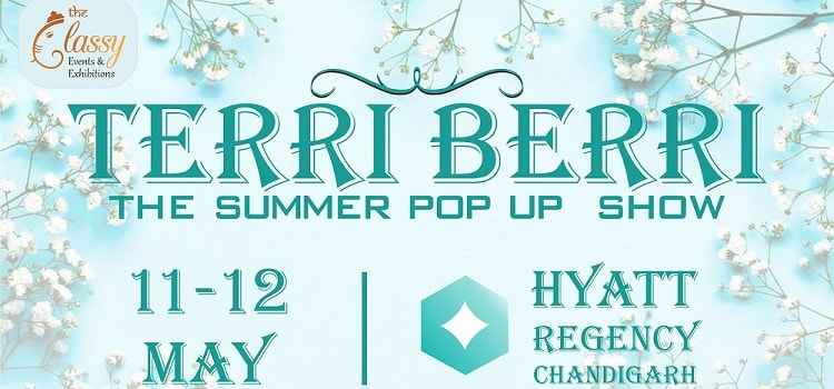 Terri Berri: The Summer Pop Up Show At Hyatt by Hyatt Regency