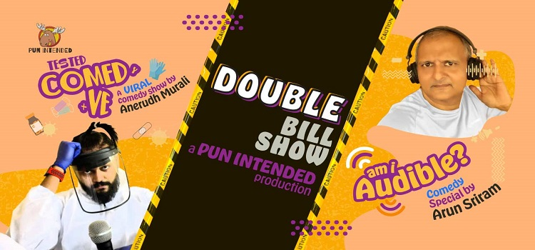 Tested DigitalComedy Positive By Anerudh Murali