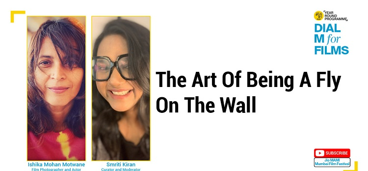 The Art Of Being A Fly On The Wall By Ishika