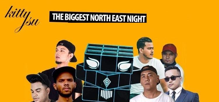 The Biggest NorthEast Night At Kitty Su, Chandigarh