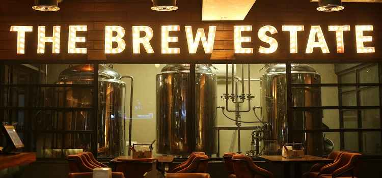 No Reason To Keep Calm As The Brew Estate Is Now Open In Panchkula!