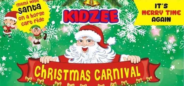 The Christmas Carnival 2018 At Kidzee PreSchool Panchkula