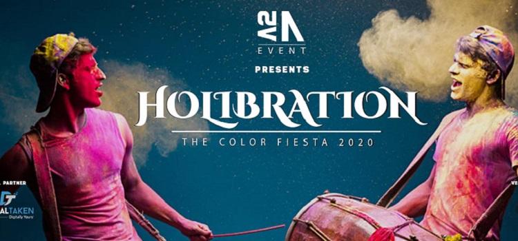 The Color Fiesta 2020 At Rangoon Garden Indore
