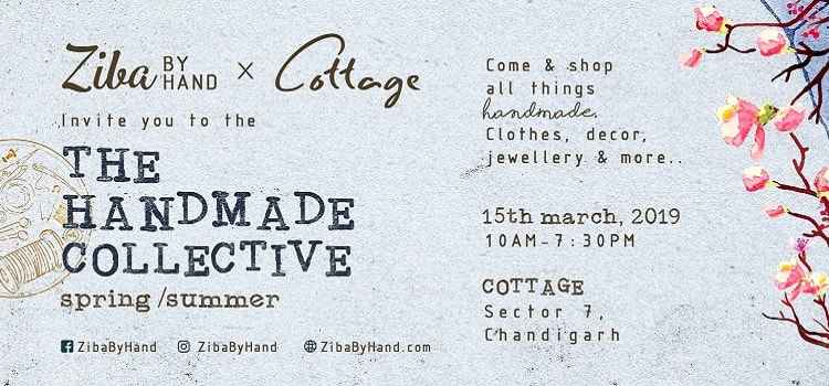 The Handmade Collective Summer/Spring At Cottage