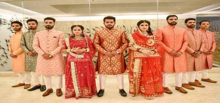 The Label Kirti Singh - Bridal 2019 In Chandigarh