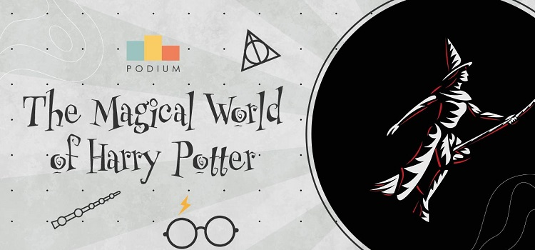 The Magical World of Harry Potter- Online Podium Supequiz