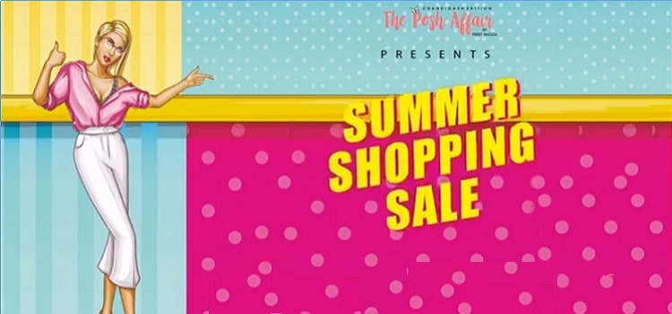The Posh Affair-Summer Shopping Sale In Chandigarh