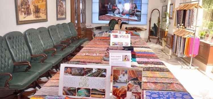 The Splendor Of Kashmir Exhibition cum Sale At Taj, Chandigarh