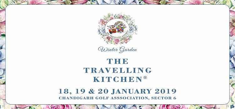 The Travelling Kitchen: Winter Garden In Chandigarh