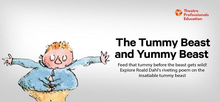 Roald Dahl's Riveting Poem On The Insatiable Tummy