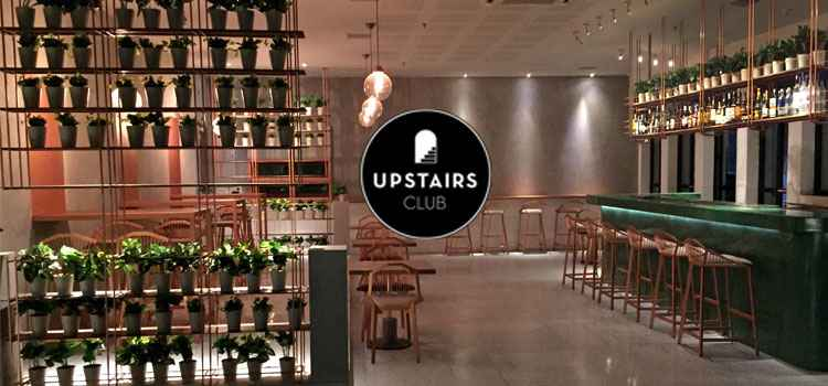 A Gastronomical Rise: The Upstairs Club