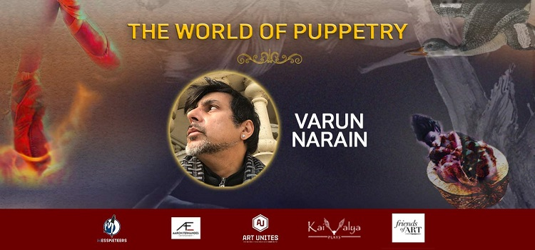 The World of Puppetry by Varun Narain