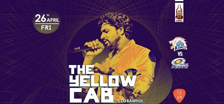 The Yellow Cab Live At MOBE Elante
