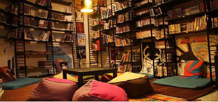 These Book Cafes In Gurgaon Are A Must-Visit If You Happen To Be Food Loving Bibliophiles