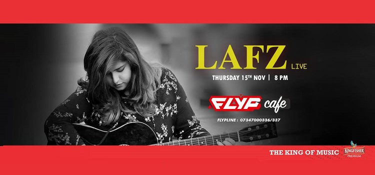 Thursday Night With Lafz Live At FLYP, Chandigarh