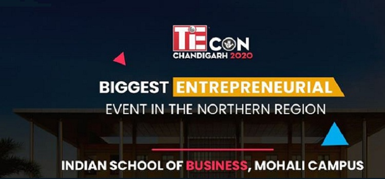TiECon Chandigarh 2020 by Indian School of Business
