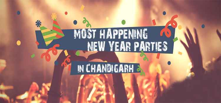 Top New Year Parties In Chandigarh - 2019