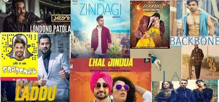 Top 10 Punjabi Songs of 2017