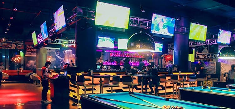 Do Not Miss The World Cup: Top Bars With Live Sports Screening In Chandigarh