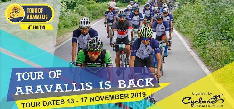 Tour of Aravallis - 4th Edition