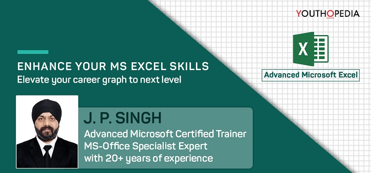 Training sessions on Advanced Excel