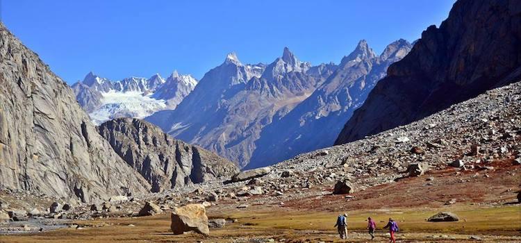 Leave The Road, Take The Trekking Trails Around Chandigarh