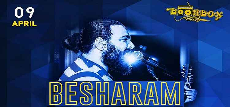 Tuesday Night with Besharam Band At BoomBox Cafe