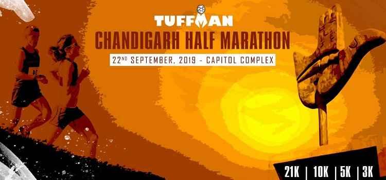 Tuffman Chandigarh Half Marathon