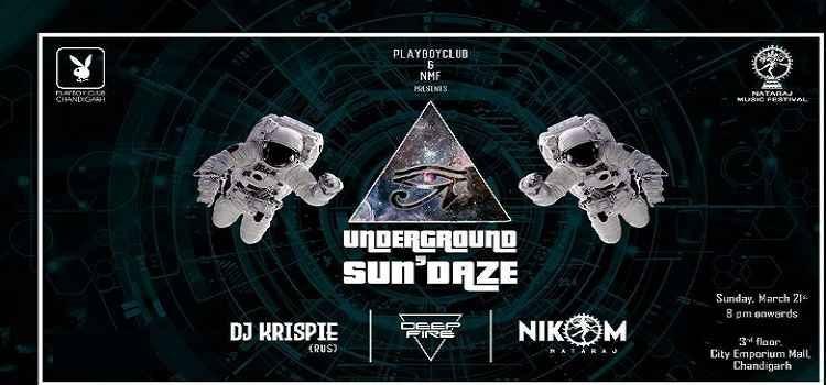 Sunday Night Ft.Underground Sundaze At PlayboyClub