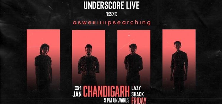 Friday Night At Lazy Shack In Chandigarh
