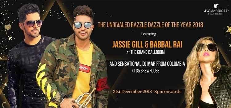 Unrivaled Razzle Dazzle Of 2018 ft Jassie Gill & Babbal Rai