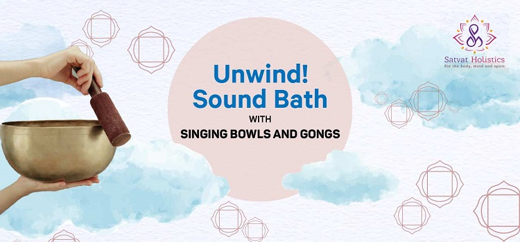 Unwind! Sound Bath SessionWith Ganesha Theme