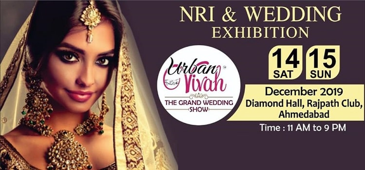 Urban Vivah: NRI & Wedding Exhibition In Ahmedabad