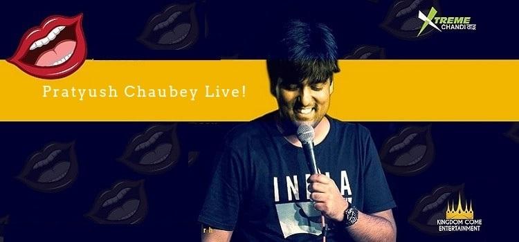Utna Confidence Nahi hai by Pratyush Chaubey by Xtreme Sports Bar & Grill