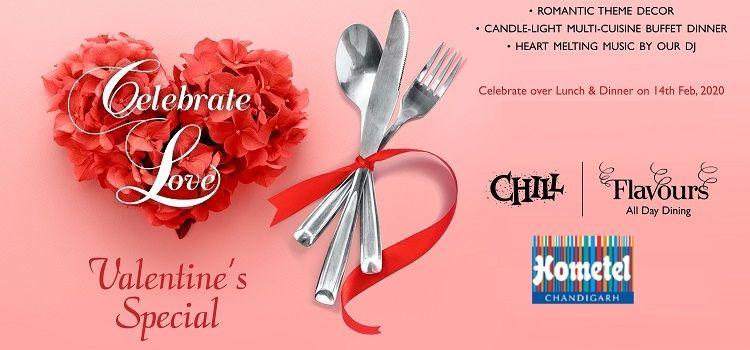 Valentine's Day Celebration At Hometel Chandigarh