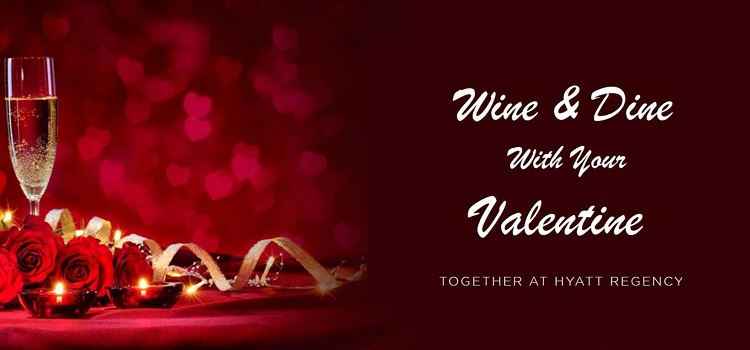 Valentine's Day Celebration At Hyatt Chandigarh