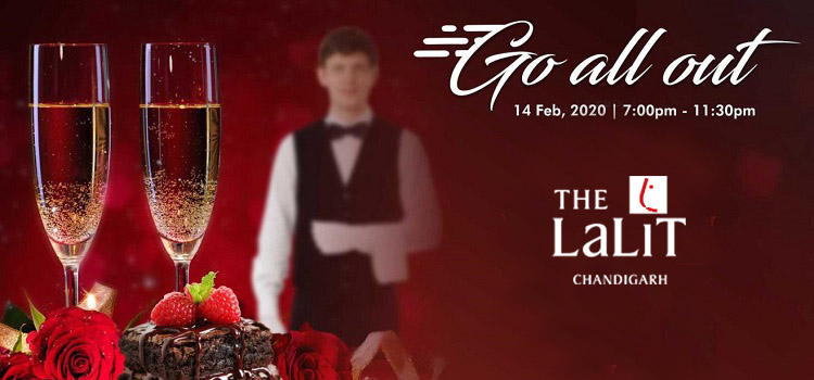 Valentine's Eve At The Lalit Chandigarh