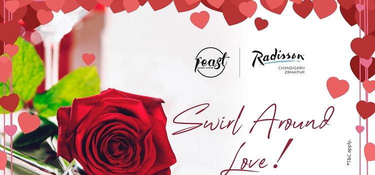 Valentine's Bash at Radisson Chandigarh