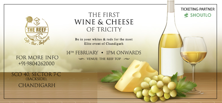 Wine & Cheese Valentines Day Celebration At Reef