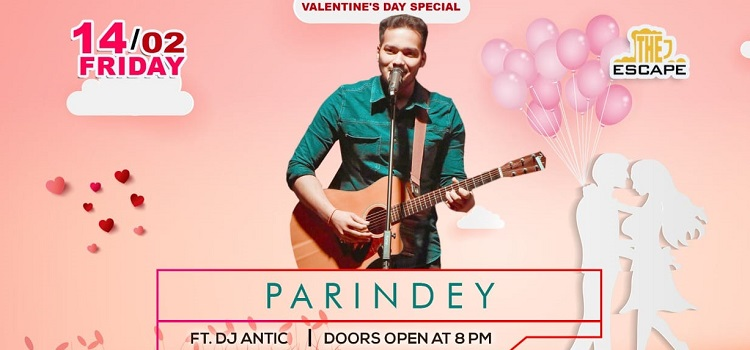 Valentine's Eve At The Escape Chandigarh